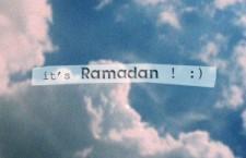 الَلهمَ بلَغنا رمضان